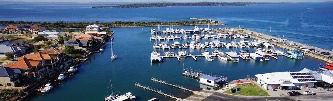 Mandurah Holidays - Port Bouvard Marina.jpg