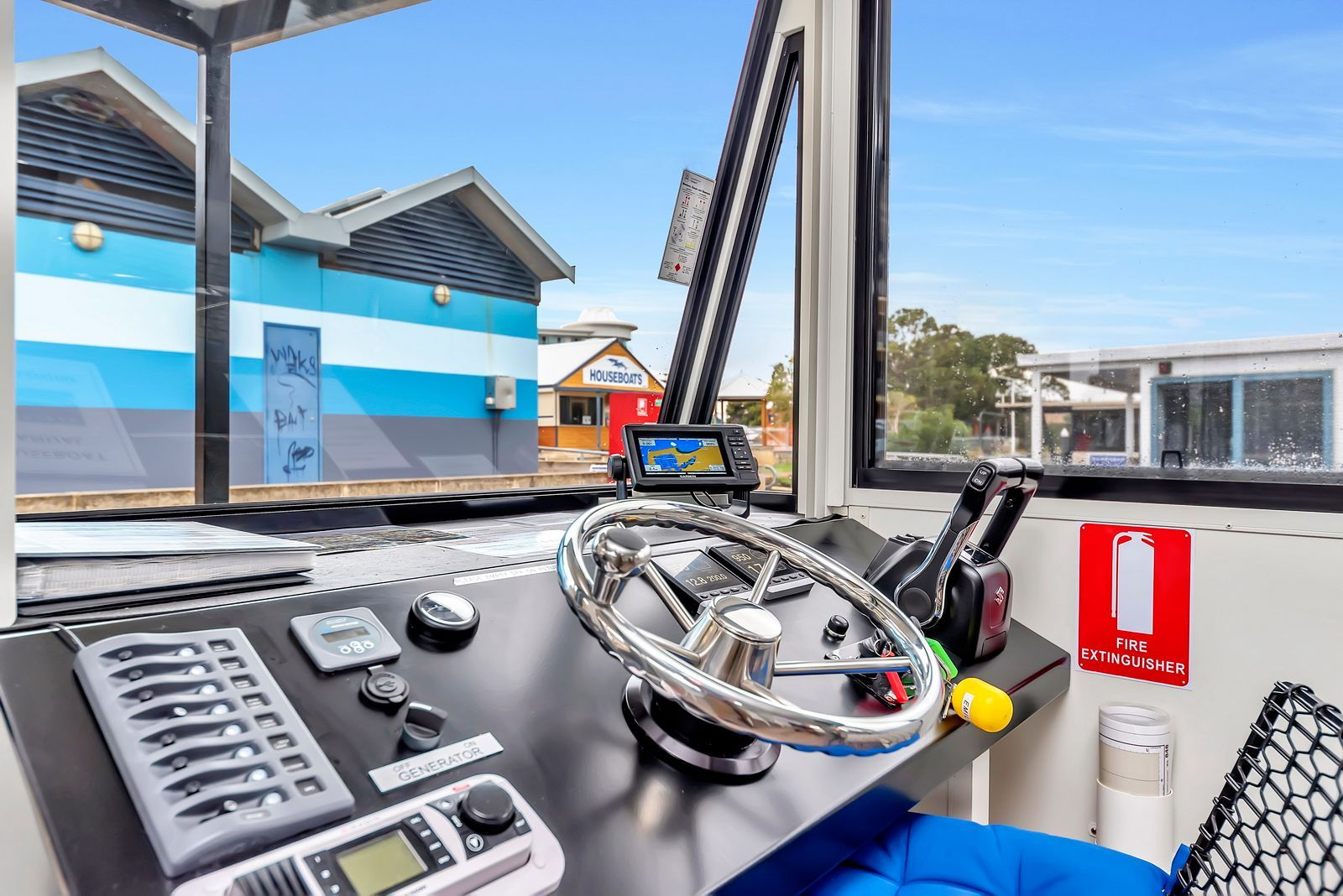 Wheelchair Accessible Houseboat For Hire in Perth - Mandurah Holidays.jpeg