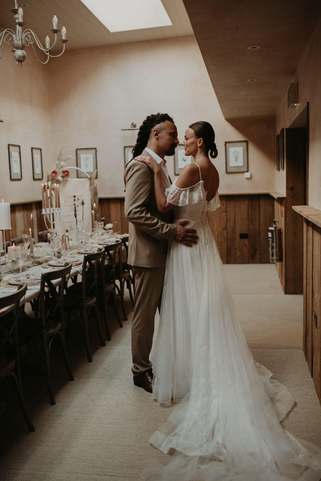coronavirus wedding inspiration
