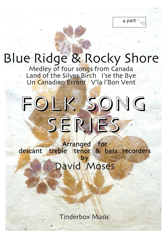 Bue Ridge and Rocky Shore