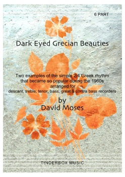 Dark Eyed Grecian Beauties   6 part