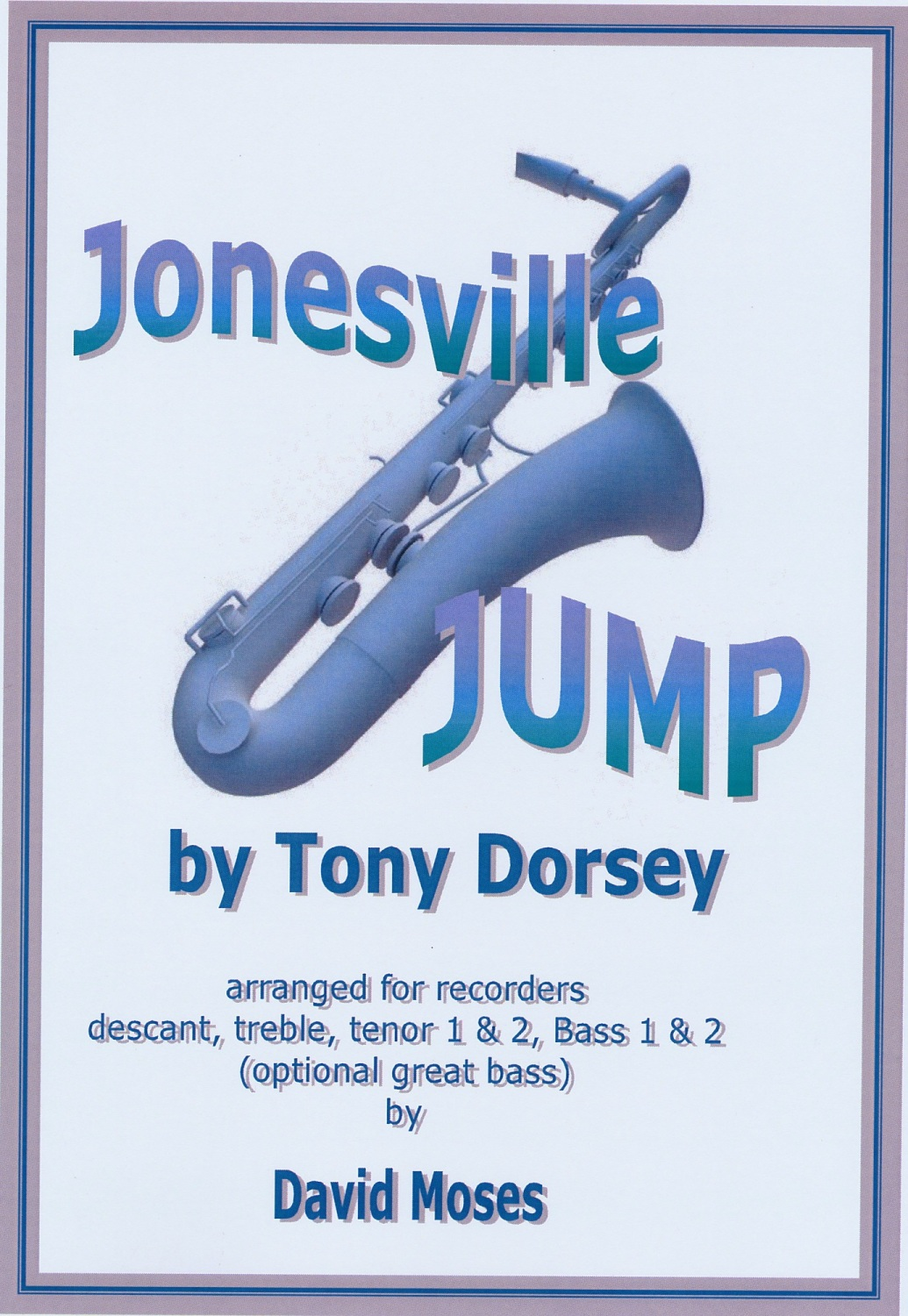 Jonesville Jump 6 part