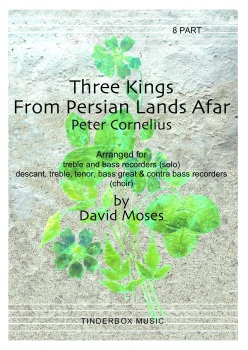 Three Kings from Persian Lands Afar       8 part