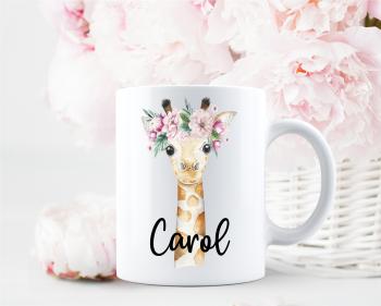 Giraffe Mug Gift