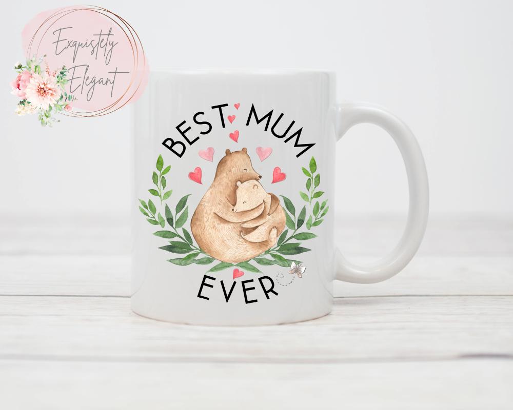Mum Bear Mug