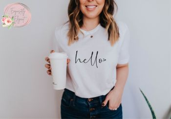 Hello Heart Tee