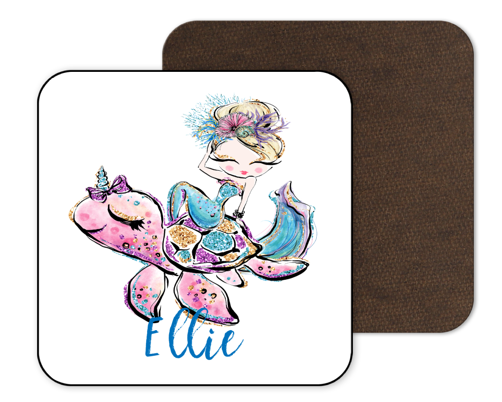 Mermaid Turtle Coaster
