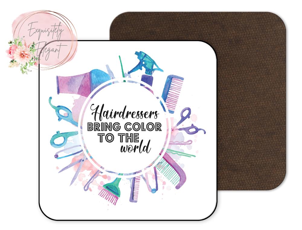Hairdresser Coaster