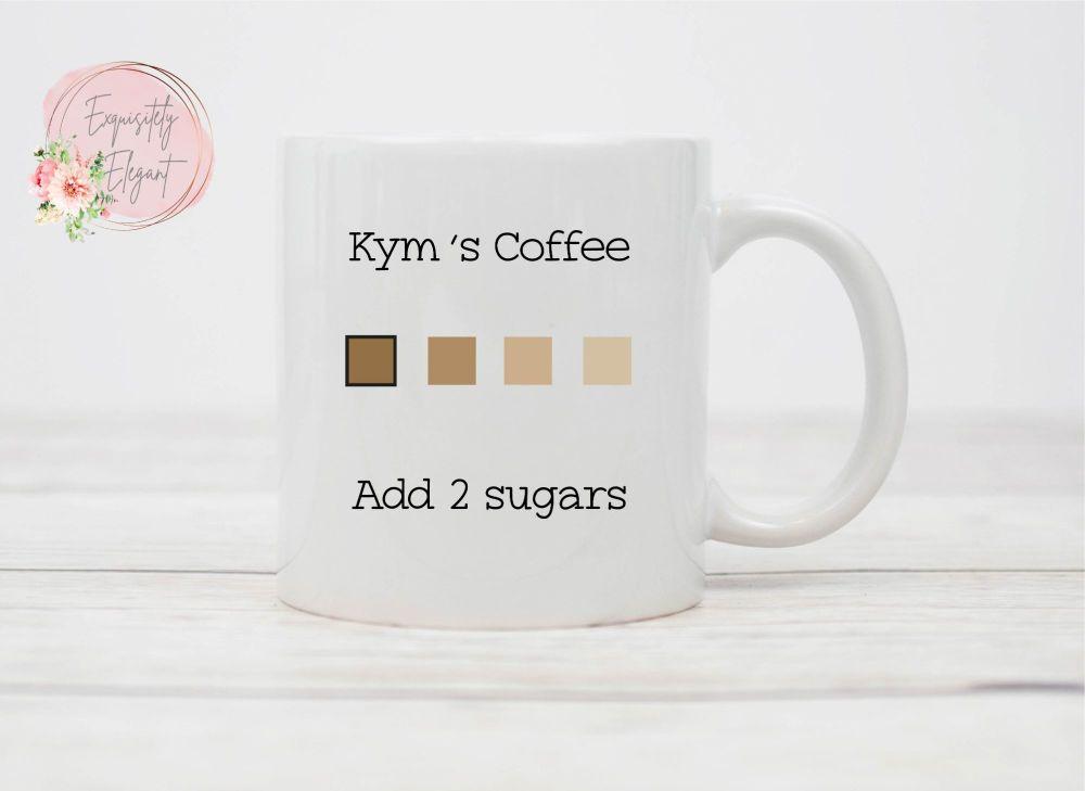 How to Make My Coffee