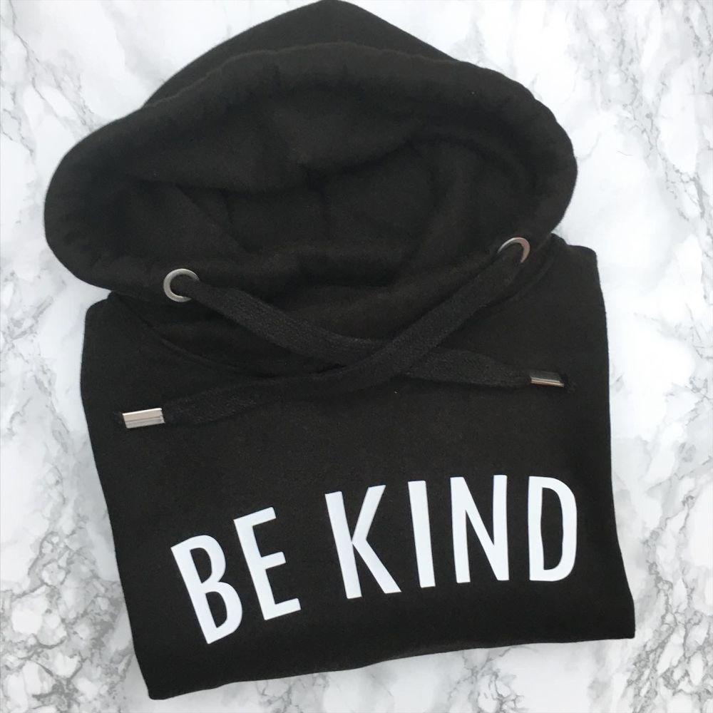 Be Kind Crossneck Hoodie