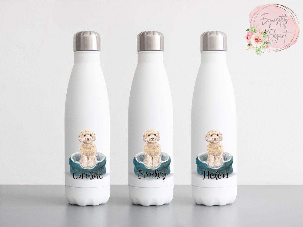 Cockapoo Double Wall Bottle