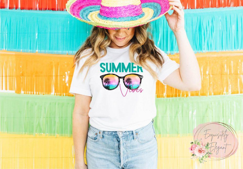 Summer Vibes Tee