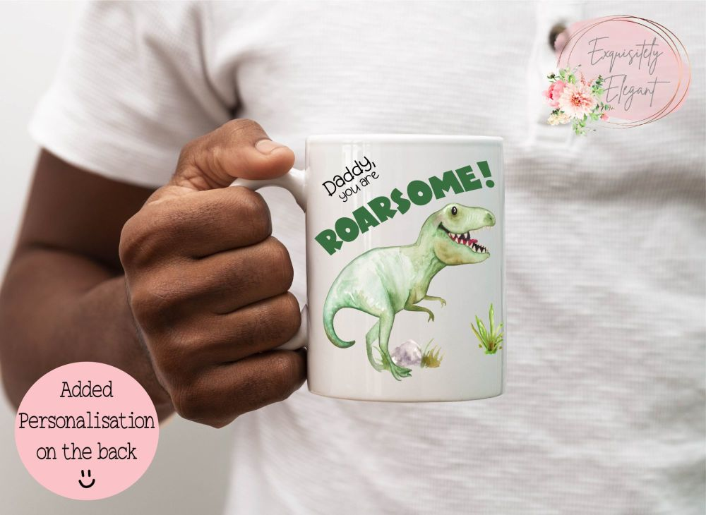 Daddy Dino Mug