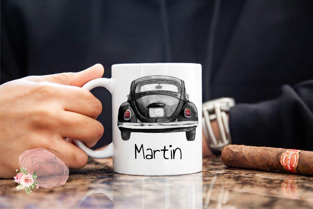 Beetle Car Mug