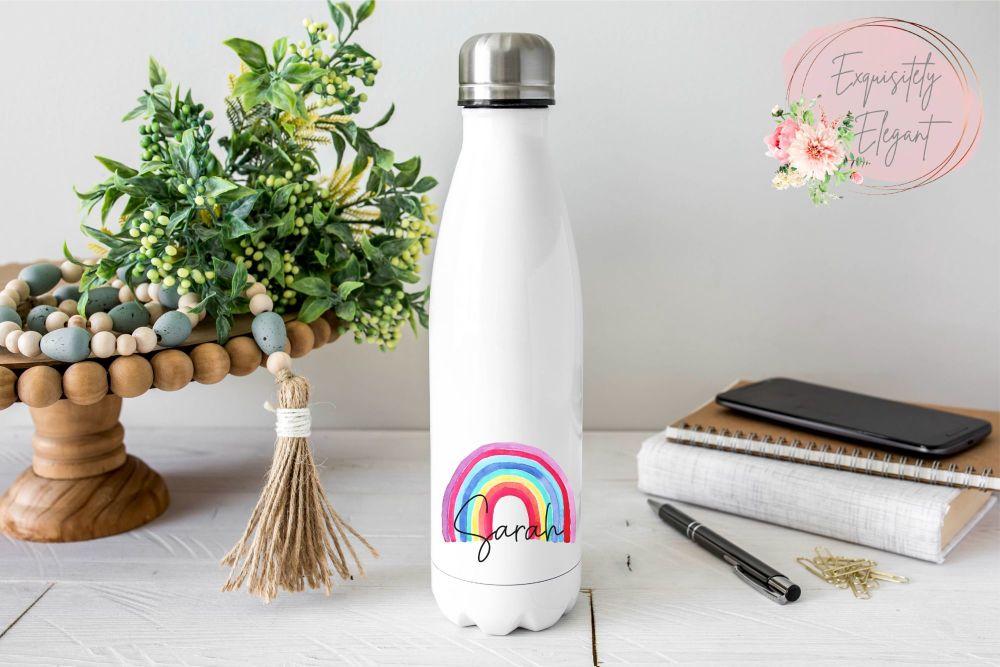 Rainbow Double Wall Bottle