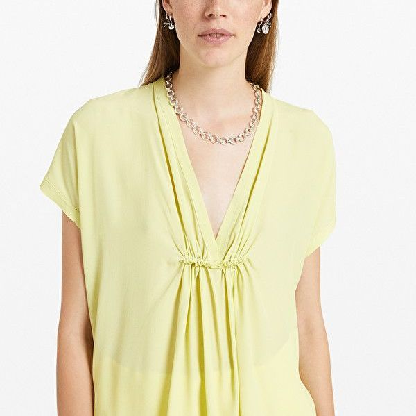 Ottod'Ame V Neck Top