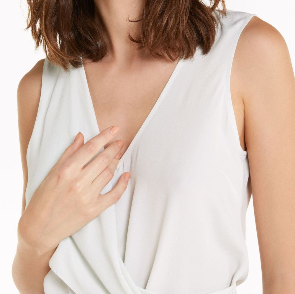 Patrizia Pepe Sleeveless Top
