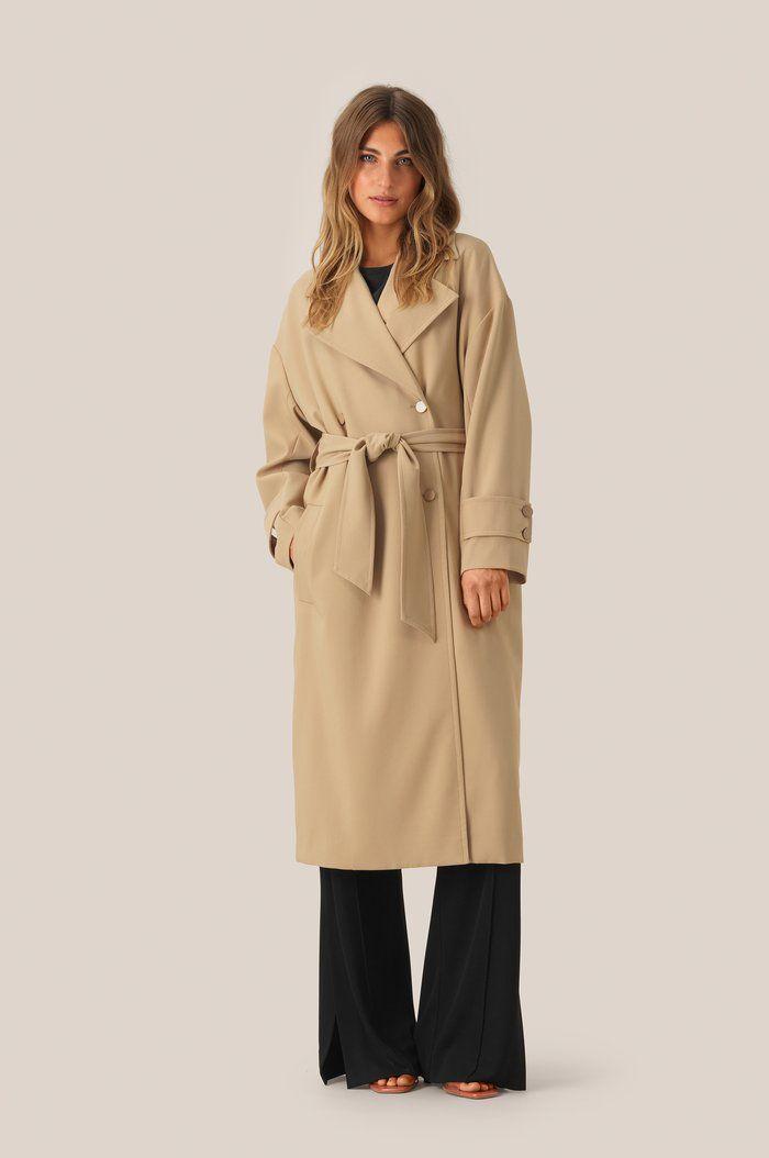 Silvia Trench Coat