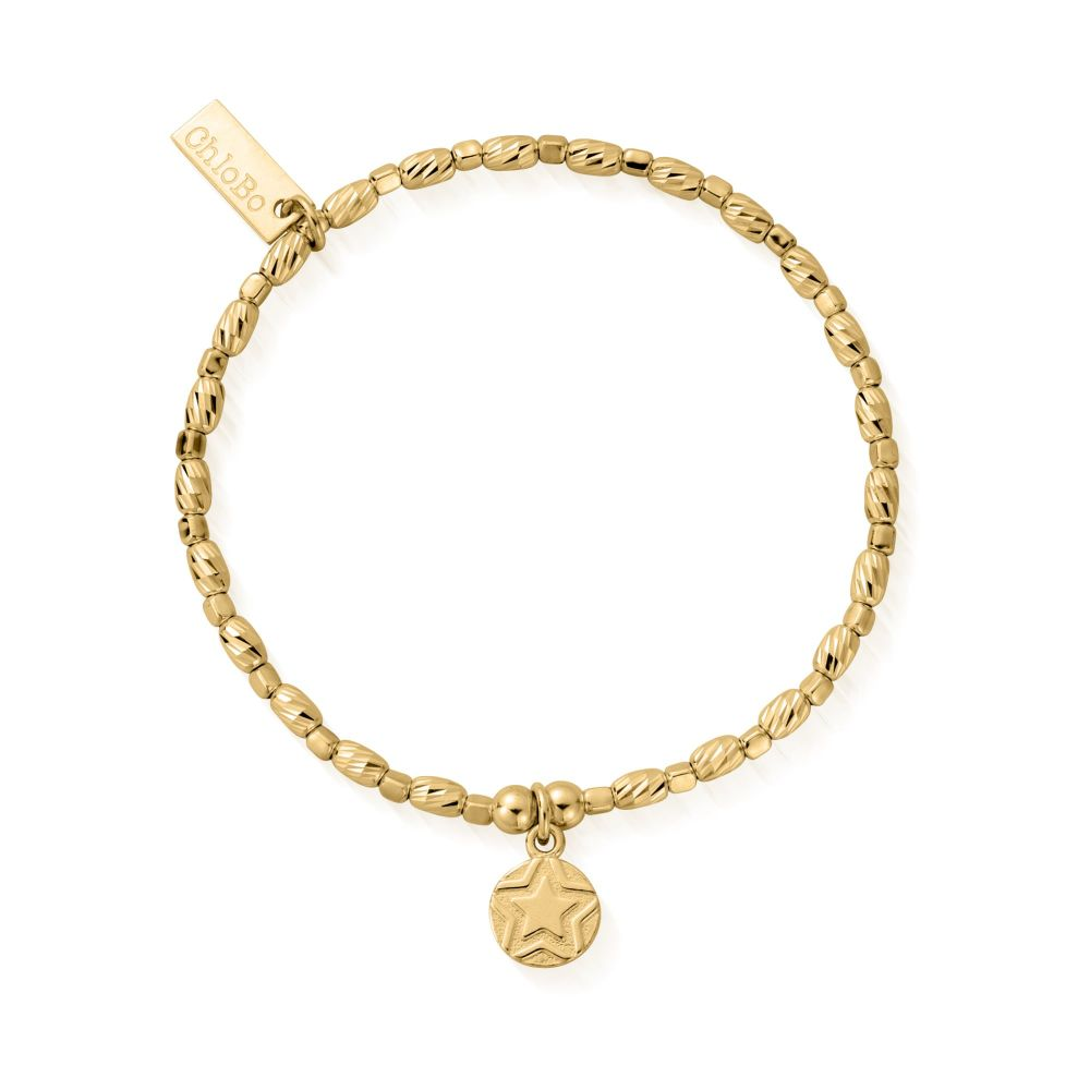 Gold Soul Glow Bracelet
