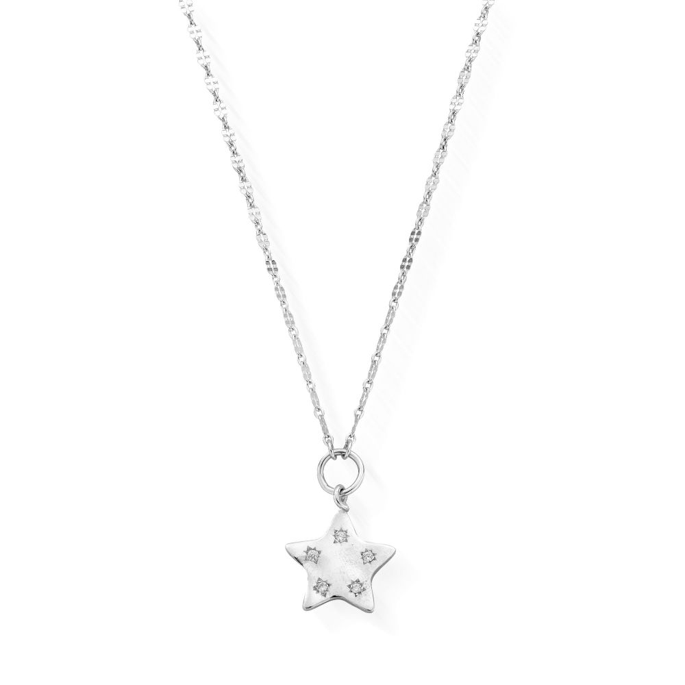 Quinary Star Necklace