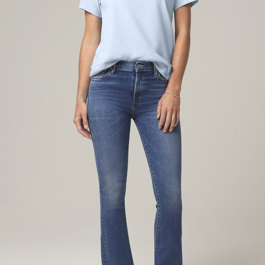 Emannuelle boot cut jeans