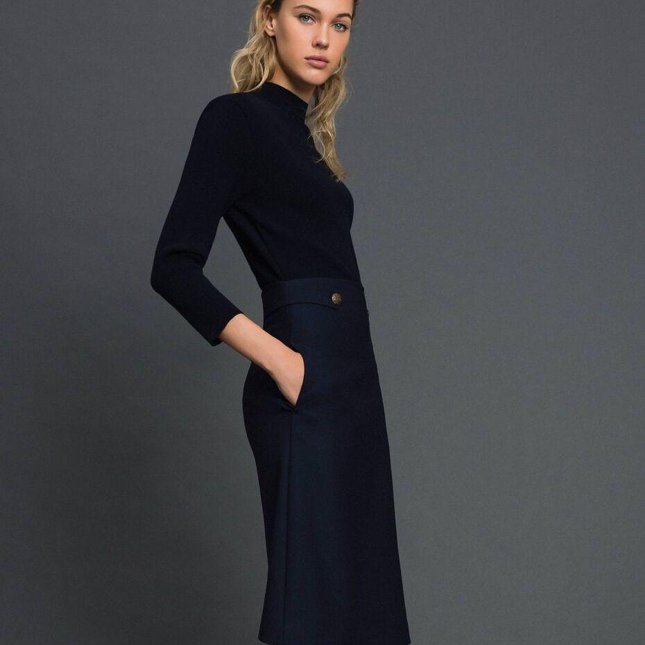 Twinset Mid Blue Dress