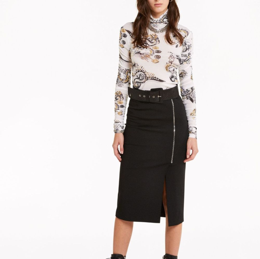 Patrizia Pepe Pencil Skirt