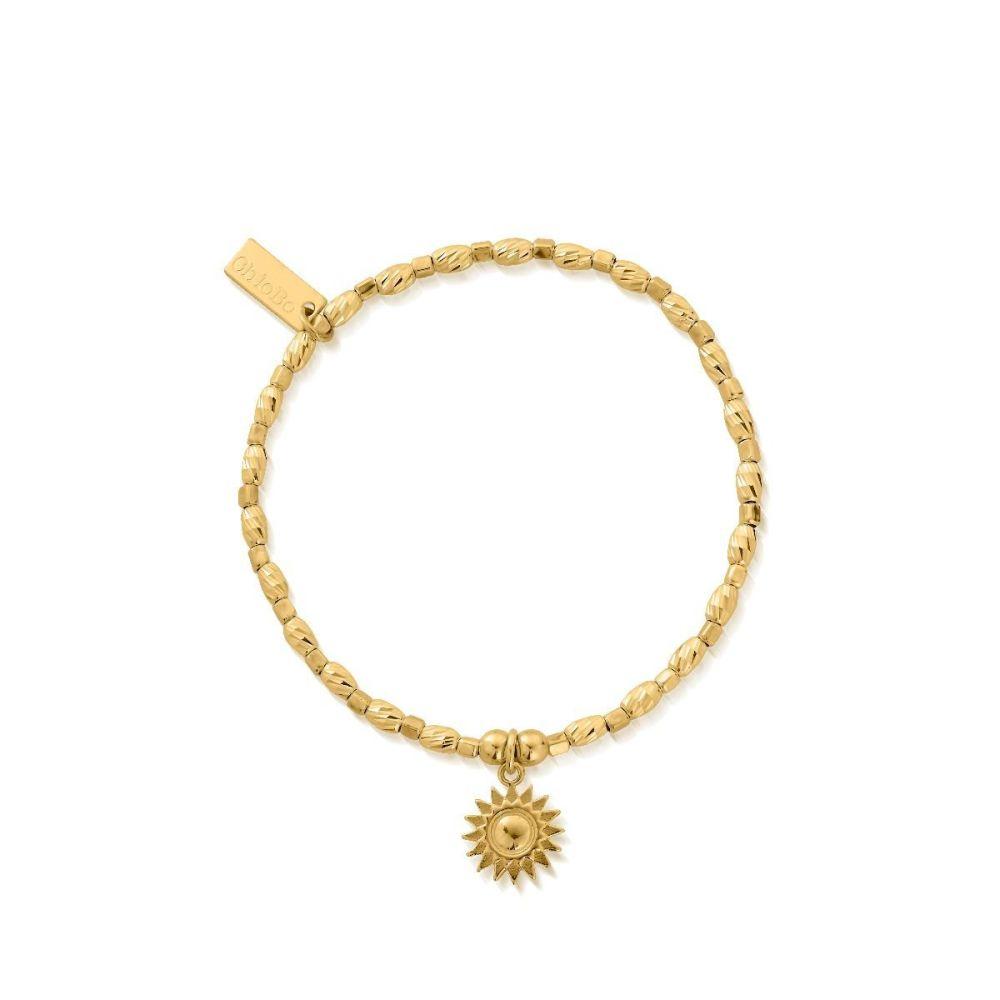 Gold Soul Glow Sunshine Bracelet