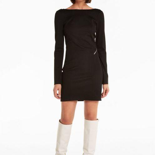 Patrizia Pepe Little Black Dress
