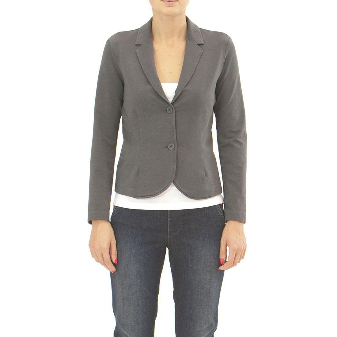 European Culture Blazer Jacket