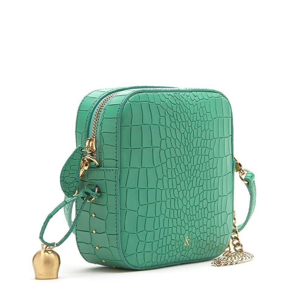Bell & Fox Marlo Powder Bag in Mint