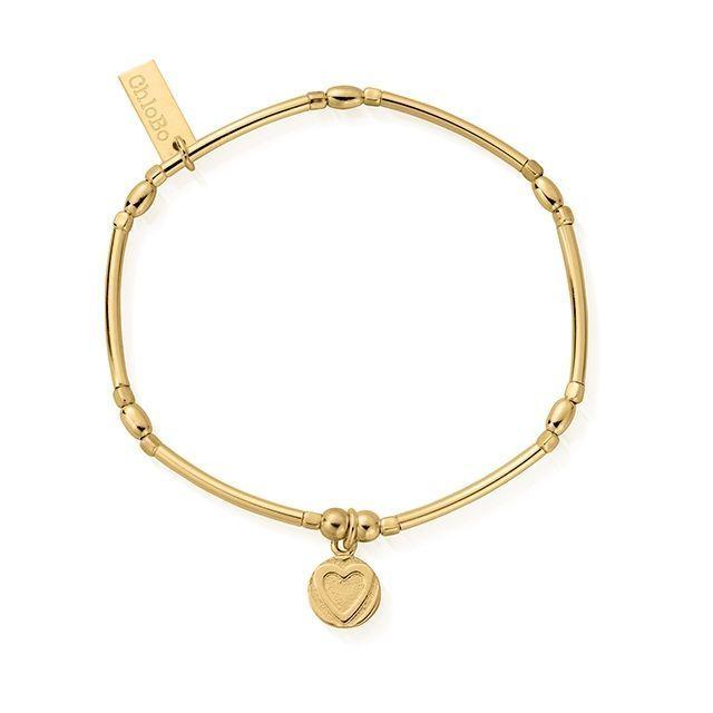 Chlobo Self Love Bracelet in Gold