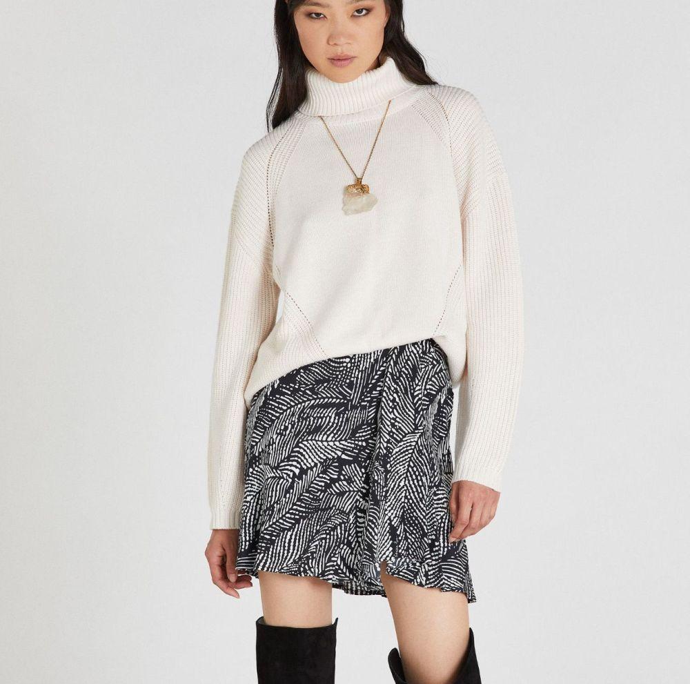 Patrizia Pepe High Neck Sweater