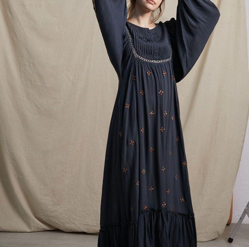 NKN Molva Long Flowing Dress