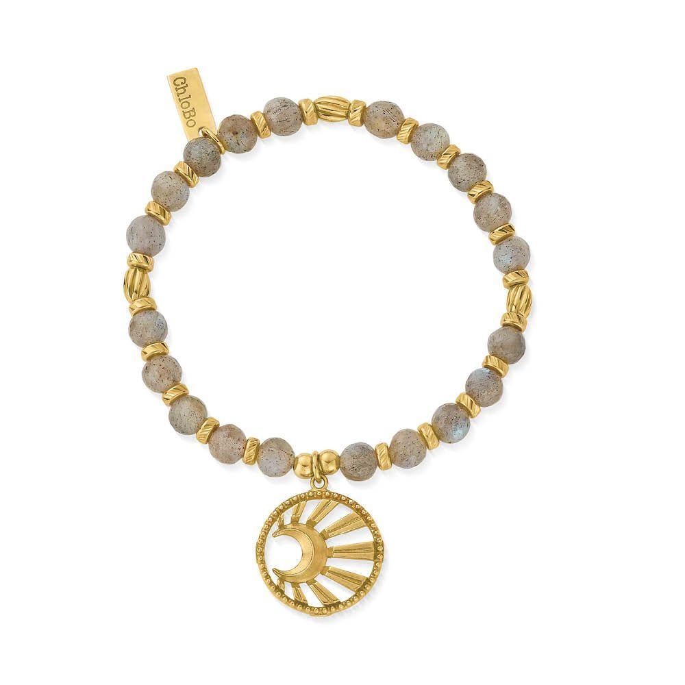 Chlobo Moonbeam Bracelet - Gold