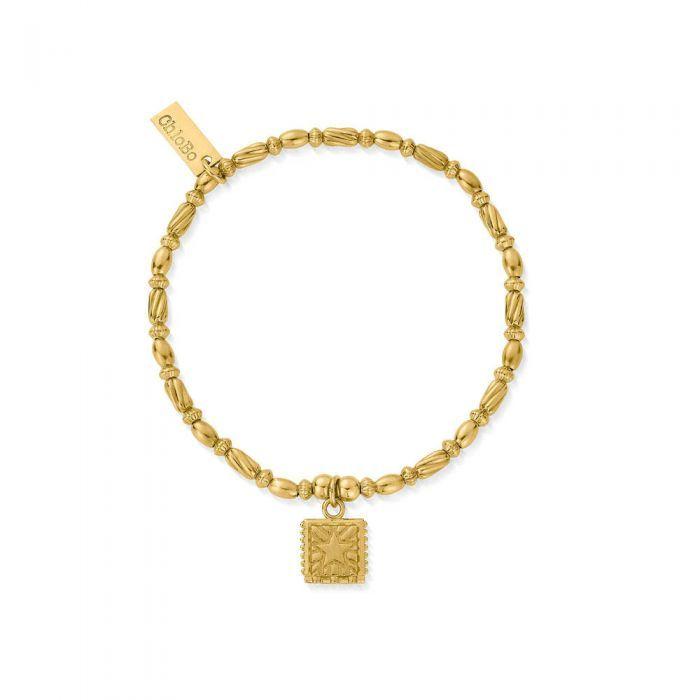 Chlobo Celestial Wanderer Bracelet - Gold