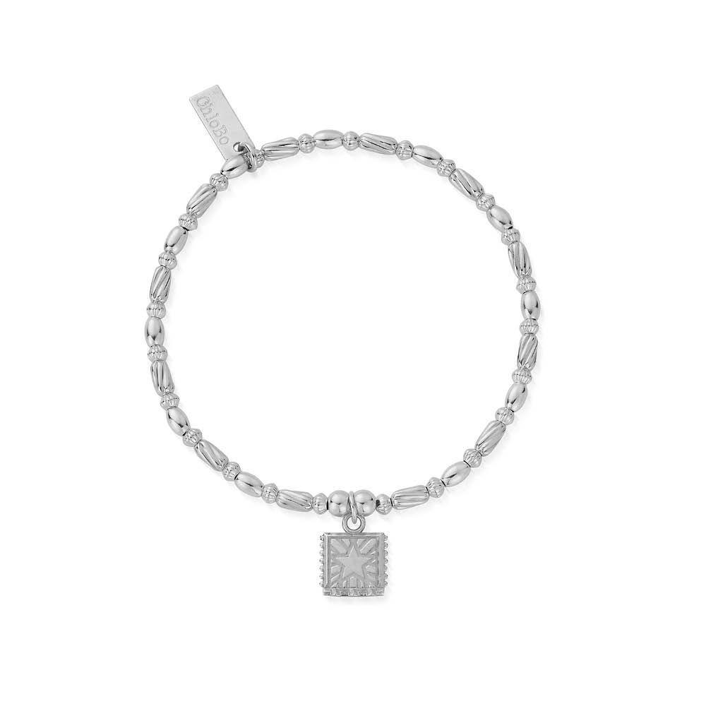 Chlobo Celestial Wanderer Bracelet - Silver