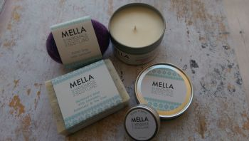 Mella Felted Soap Gift Box