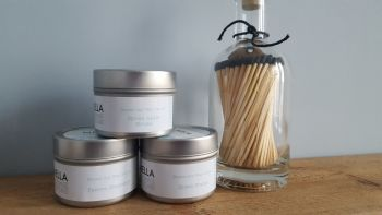 Spiced Apple Strudel Soy Wax Candle