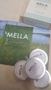 Mella Lip Balm Pack of Four
