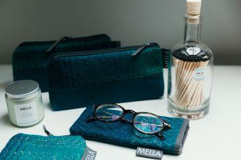 Shetland Tweed Regular Glasses Case