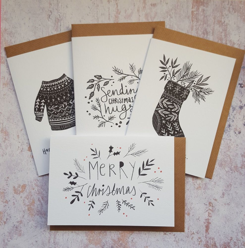 Juniper Press Christmas Card Bundle