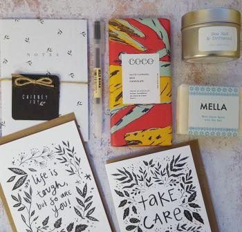 Lockdown Mindfulness Gift Set - Sea Salt