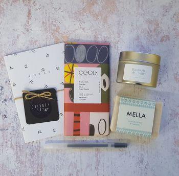 Lockdown Mindfulness Gift Set - Rhubarb