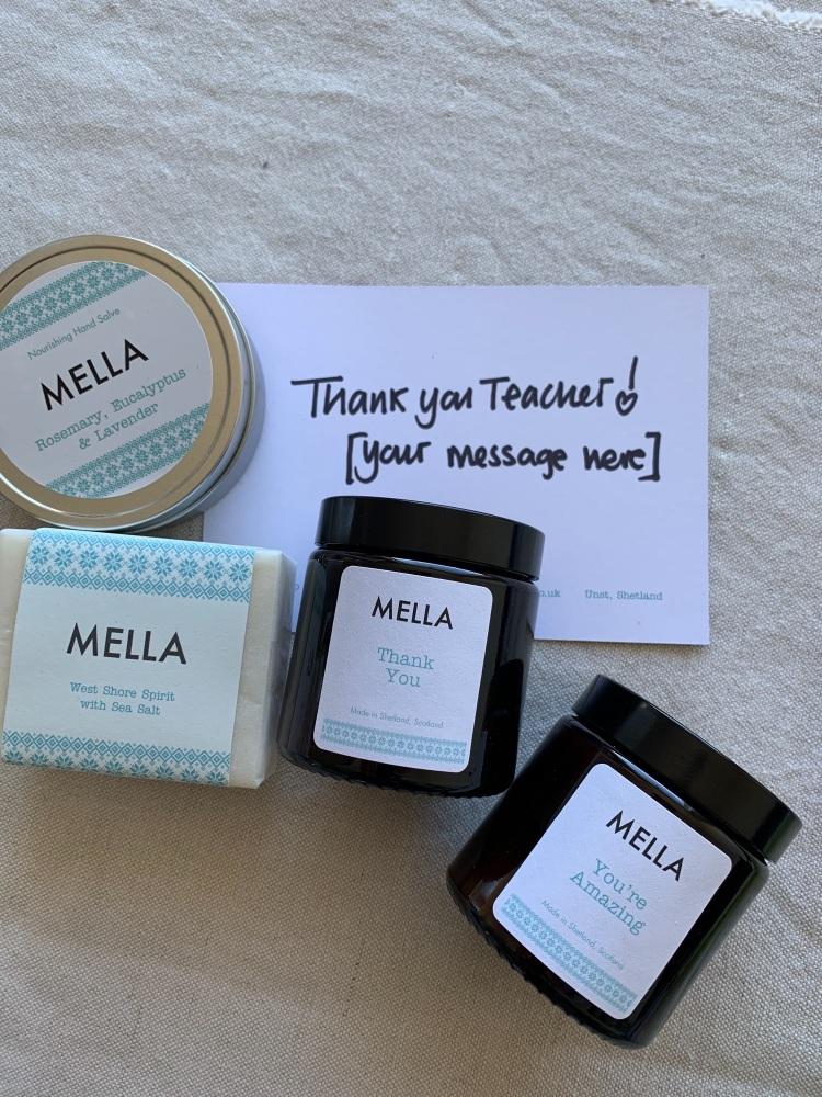 Thank You Teacher Luxury Gift Set