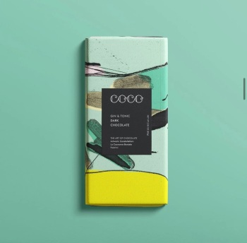Gin and Tonic Coco Chocolate