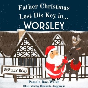Father Christmas Lost His Key In Worsley Gift Set
