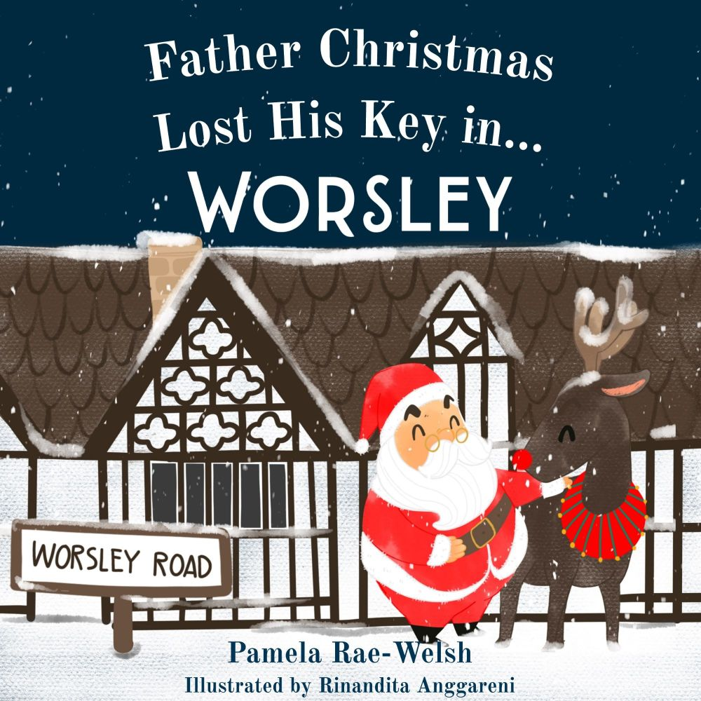 Christmas Fair Pre-Order Father Christmas Lost His Key In Worsley