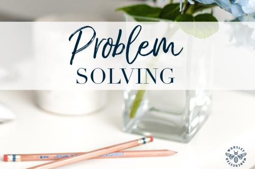 Problem Solvin