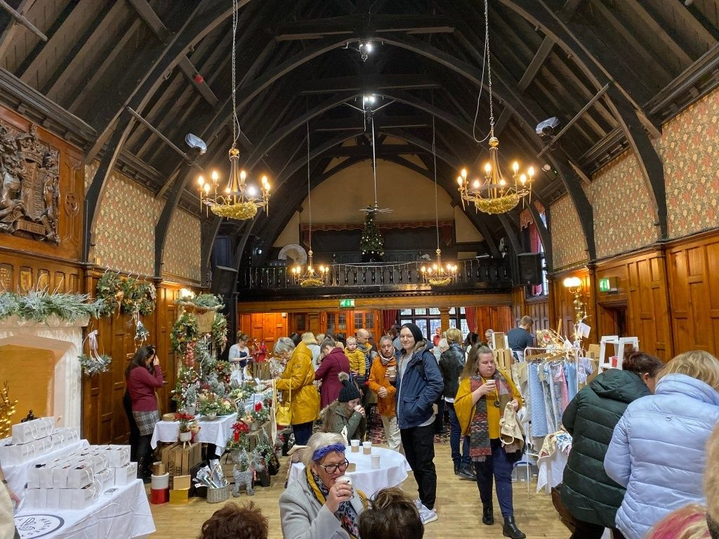 Worsley Artisan Christmas Fair